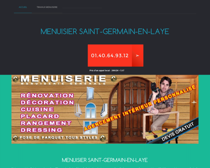 Menuisier Saint-germain-en-laye | Service de 7...