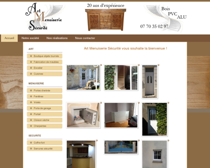 Menuiserie bois PVC Alu - Fabrication de...