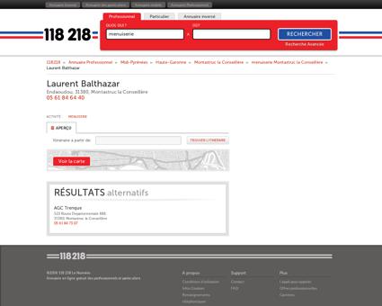Laurent Balthazar - Endaoudou - Montastruc la...