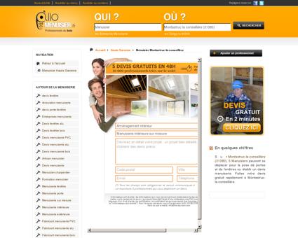 Menuisier Montastruc-la-conseillère 31380