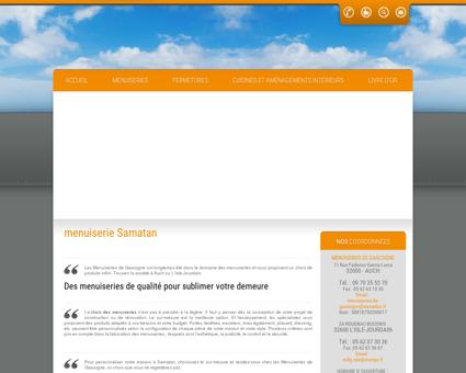 menuiserie Samatan - MENUISERIES DE...