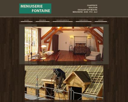Menuiserie à Senlis | MENUISERIE FONTAINE...