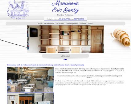 Menuiserie, menuisier à Tournay (65) - Accueil ...