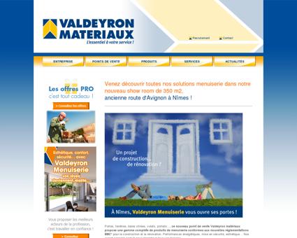 Menuiserie | Valdeyron