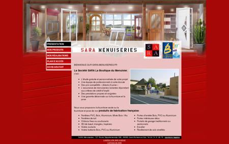 SARA Menuiseries, Société d'Agencement, de...