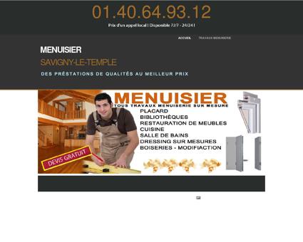 Atelier Menuisier Savigny-le-temple - prix...