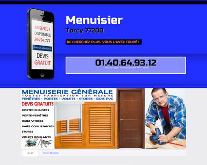 Artisan Menuisier 77200 Torcy | tout type de...
