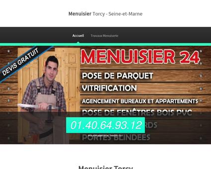 Menuiserie & Menuisier 77200 Torcy -...