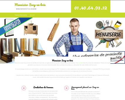 Menuiserie & Menuisier Sucy-en-brie,...