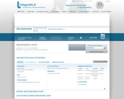 MENUISERIE LEVOY à TOURVILLE-SUR...