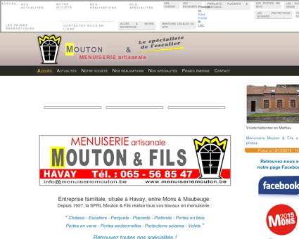 Menuiserie Mouton & Fils - Menuiserie...