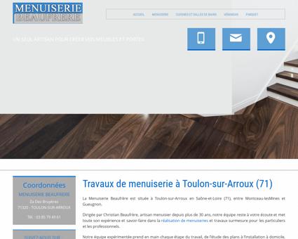 Menuiserie pvc, menuiserie bois - Fours |...
