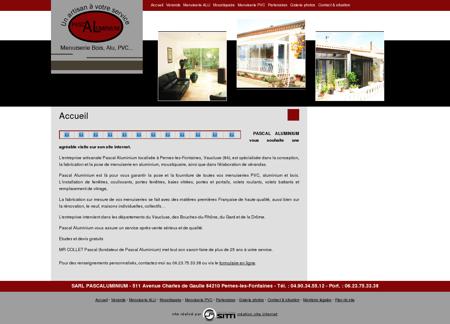 Artisan menuisier à Pernes-les-Fontaines (84) :...