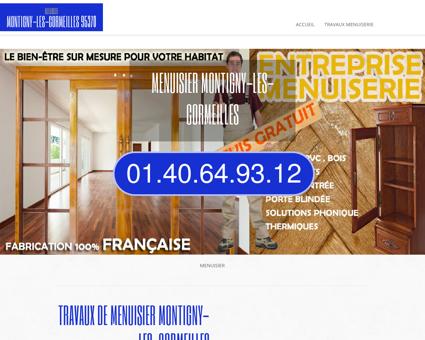 Atelier Menuisier Montigny-les-cormeilles |...