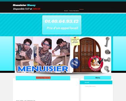 Menuisier Massy, departement 91 comparez...
