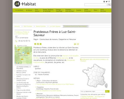 Pratdessus Frères à Luz-Saint-Sauveur -...