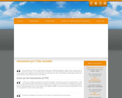 menuiserie pvc l'Isle-Jourdain-MENUISERIES...