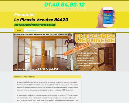 Menuiserie & Menuisier 94420 Le Plessis...