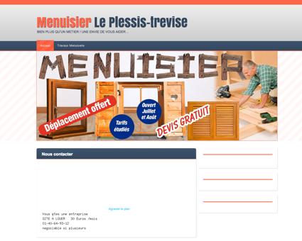 Menuiserie & Menuisier Le Plessis-trevise |...