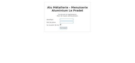 Alu Métallerie - Menuiserie Aluminium Le...