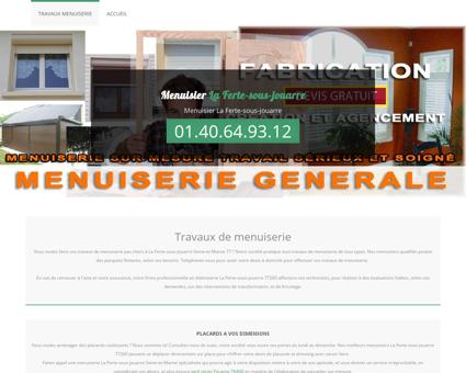 Entreprise Menuisier La Ferte-sous-jouarre,...