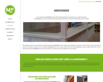 Menuiserie (entreprises) Lisieux - MCL Lepraël...