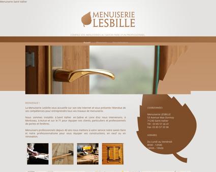 Menuiserie Saint Vallier, Lesbilles, Le Creusot,...