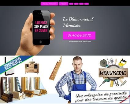 Menuiserie & Menuisier Le Blanc-mesnil | la...
