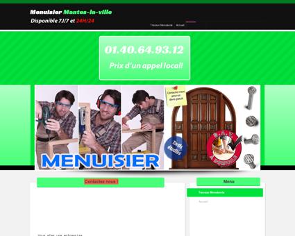 Entreprise Menuisier Mantes-la-ville, Yvelines...