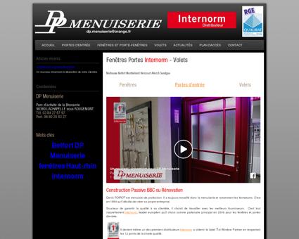 Fenêtres Belfort Internorm Portes Montbéliard...