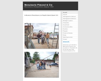 Menuiserie Pimond & Cie