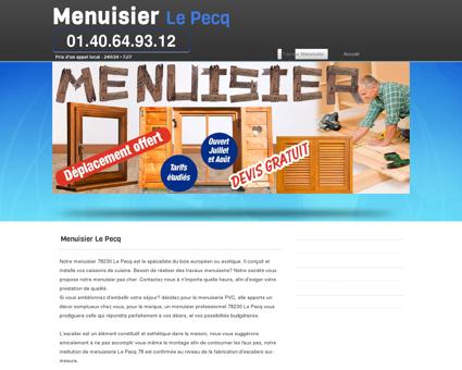 Société Menuisier Le Pecq - recommandé des...