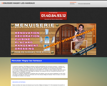 Entreprise Menuisier 78114 Magny-les...