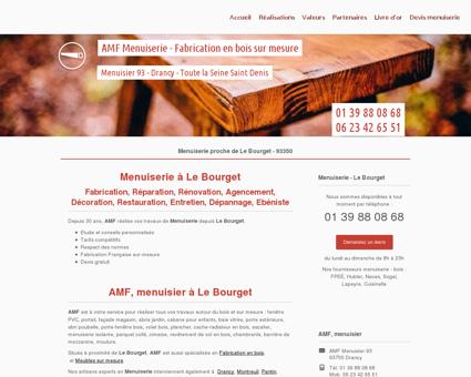 Menuiserie proche de Le Bourget - 93350