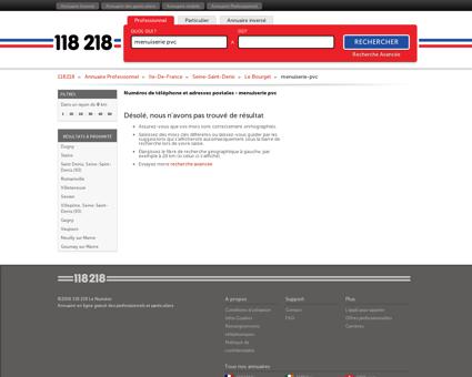 menuiserie pvc à Le Bourget - 118218