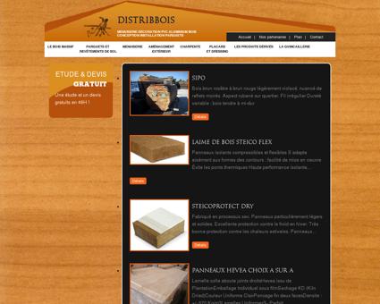 Distribbois - fournisseur bois massif -...