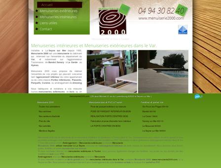 Menuiserie PVC et bois à Toulon