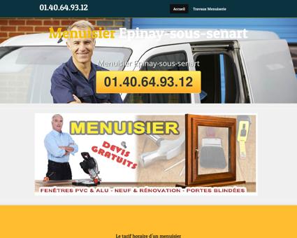 Menuiserie & Menuisier Epinay-sous-senart...