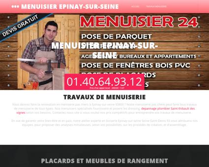 Entreprise Menuisier 93800 Epinay-sur-seine  ...