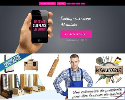 Atelier Menuisier 93800 Epinay-sur-seine -...