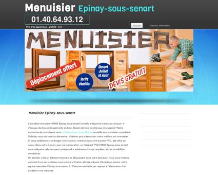 Menuiserie & Menuisier Epinay-sous-senart,...