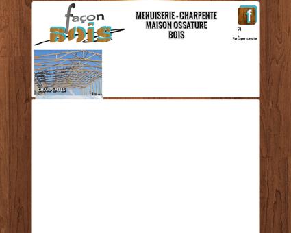 Façon Bois - Menuiserie à la Francheville