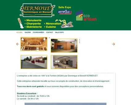 Menuiserie Hermouet