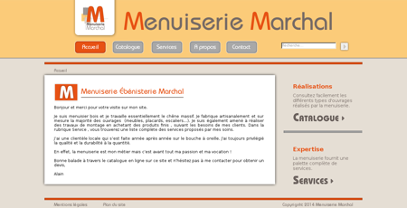 Menuiserie Marchal