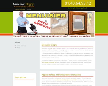 Société Menuisier 91350 Grigny - Jour et Nuit