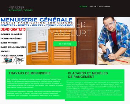 Artisan Menuisier Guyancourt professionnel
