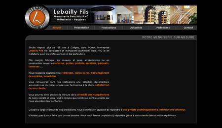 Lebailly Fils - Menuiserie Flers, Menuiserie...