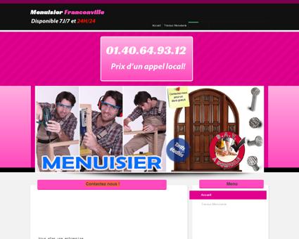 Menuiserie & Menuisier Franconville,...