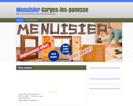 Artisan Menuisier 95140 Garges-les-gonesse -...