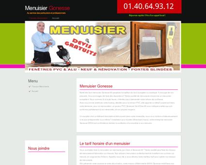 Menuiserie & Menuisier Gonesse des prix...